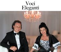 Voci Eleganti - Das Traumpaar der gehobenen Unterhaltung