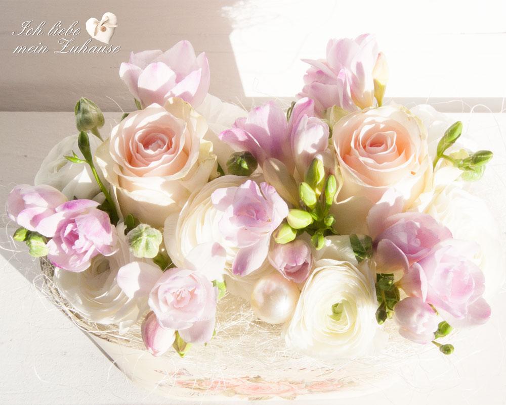 Blumen Landhausstil frohe ostern mit zarten pastellfarben ich liebe mein zuhause