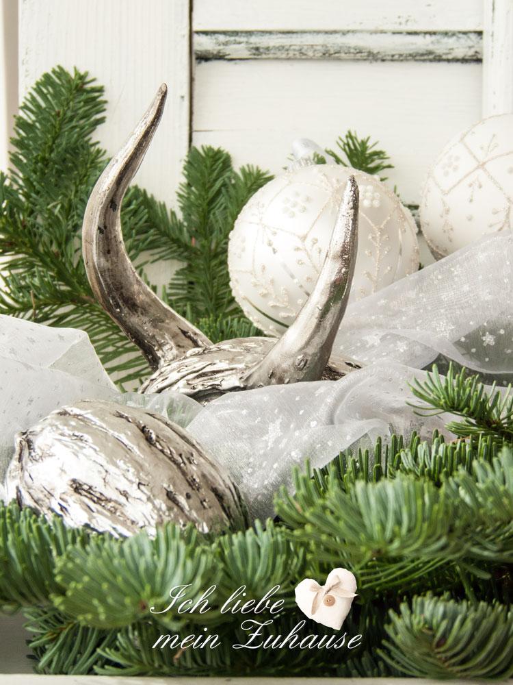 stimmungsvolle vorfreude auf den advent ich liebe mein zuhause landhausstil zum wohlf hlen. Black Bedroom Furniture Sets. Home Design Ideas