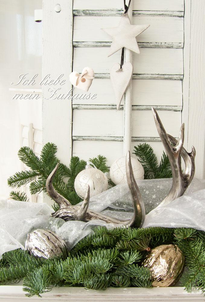 Stimmungsvolle vorfreude auf den advent ich liebe mein - Dekoration advent ...