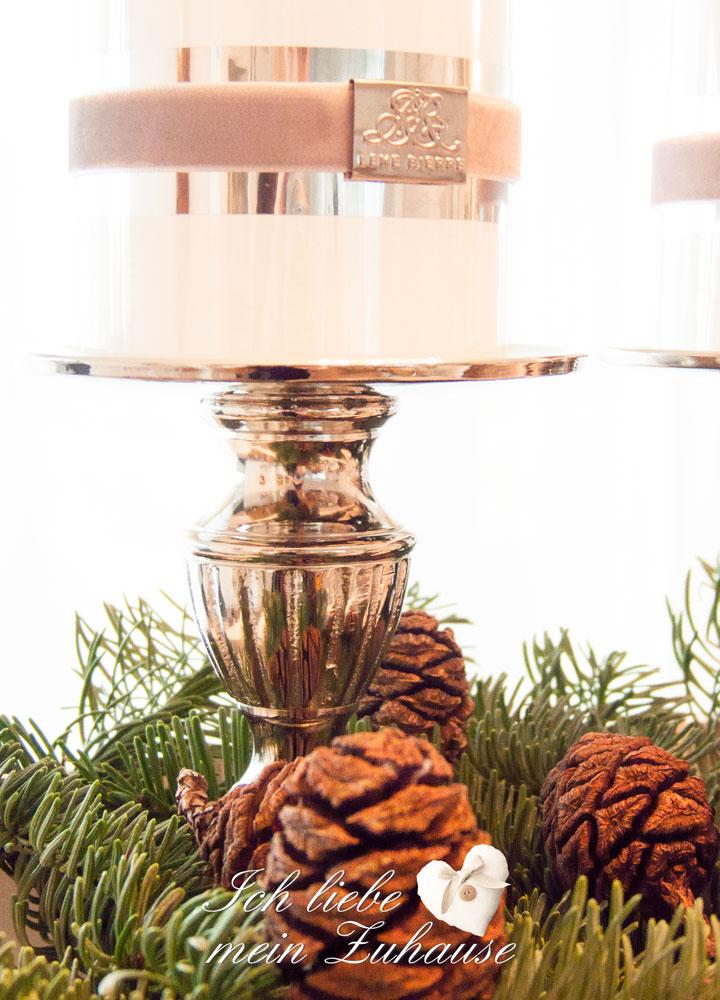 advents dekoration im landhausstil mit eleganz und klasse ich liebe mein zuhause. Black Bedroom Furniture Sets. Home Design Ideas