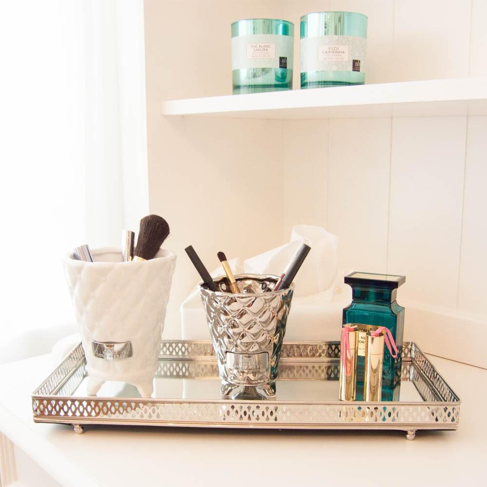 lene bjerre spiegeltablett silber aus der bethel collection large ich liebe mein zuhause. Black Bedroom Furniture Sets. Home Design Ideas