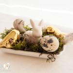Schnuffige Oster-Dekoration zum Verlieben
