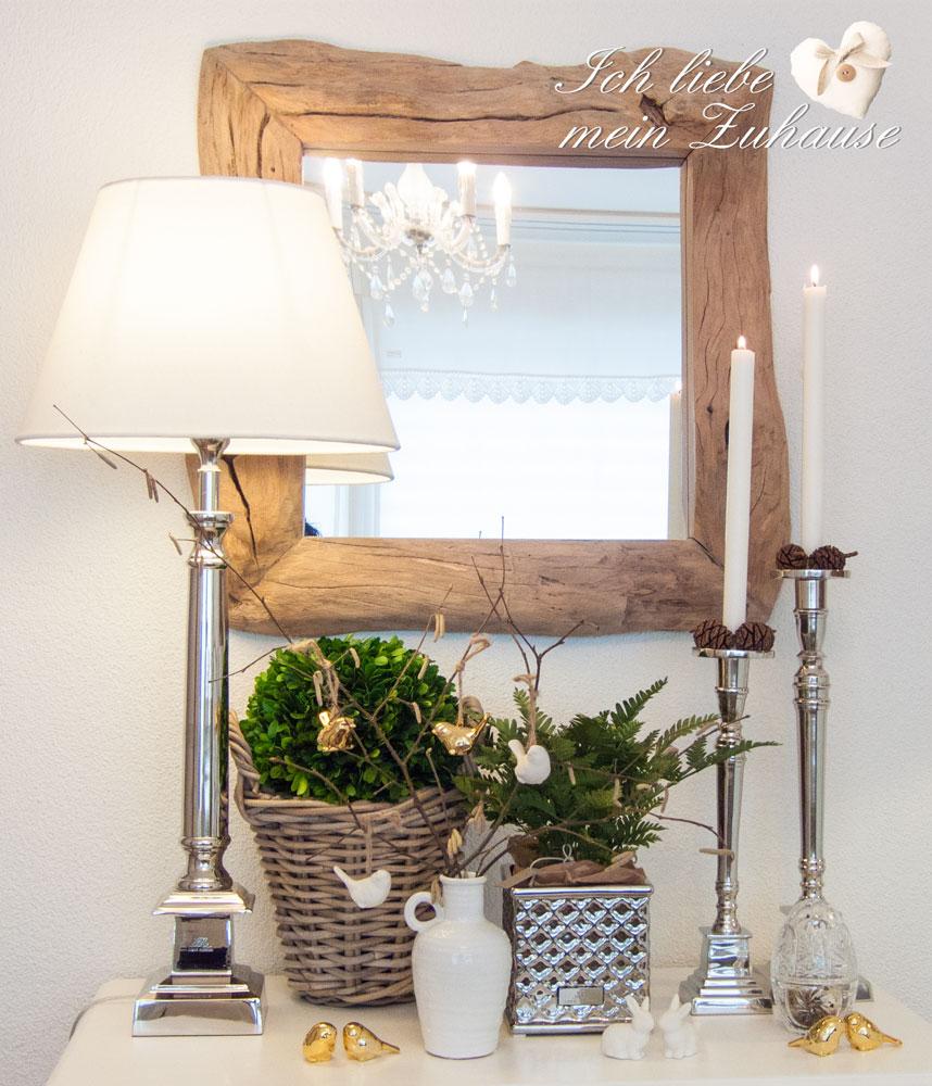 blog ich liebe mein zuhause landhausstil zum. Black Bedroom Furniture Sets. Home Design Ideas