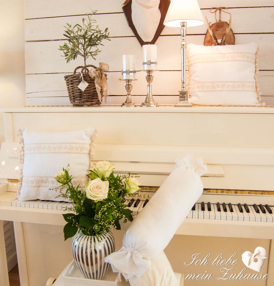 f r mami die sch nste melodie ich liebe mein zuhause landhausstil zum wohlf hlen und geniessen. Black Bedroom Furniture Sets. Home Design Ideas